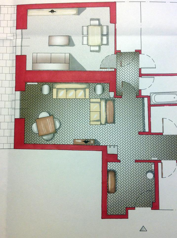 Vivy design blog archive arredo attico for Falzone arredi