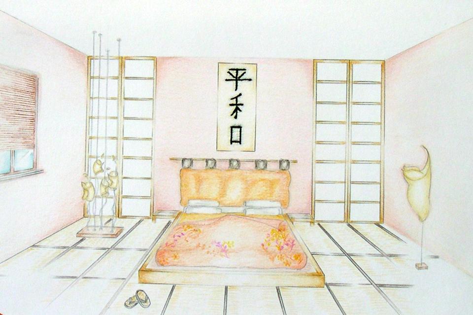 Arredamento japan la scelta giusta variata sul design for Arredamento stile giapponese
