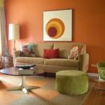 soggiorno-pareti-arancione